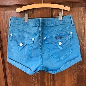 Hudson Jeans Shorts - Hudson Hampton Short Blue 29